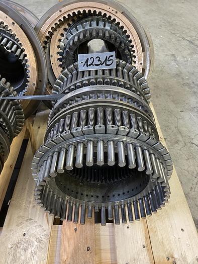 Gebraucht gebr. Prägeeinsatz für Uniplast 160-C Abmessungen: ca. 19 mm Durchmesser; Form: rund