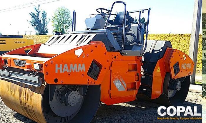 2005 Hamm HD90