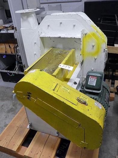 Used AMERICAN FAN COMPANY MODEL AVP-6 MATERIAL HANDLING FAN 7.5 HP