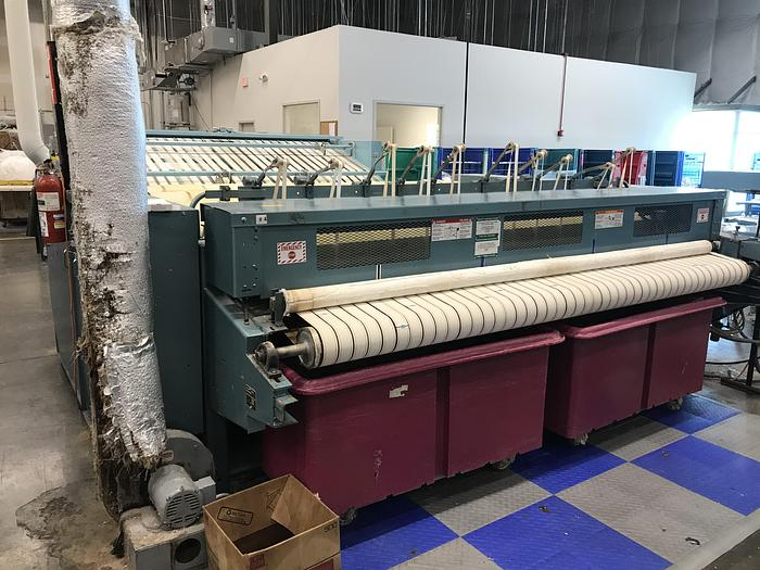 Used AMERICAN HYPRO 4 ROLL