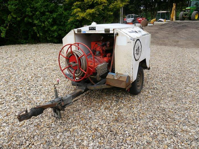 Used Chartermark Neolith Jetting Unit