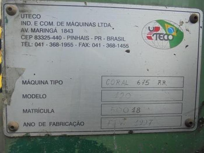 1997 UTECO 120