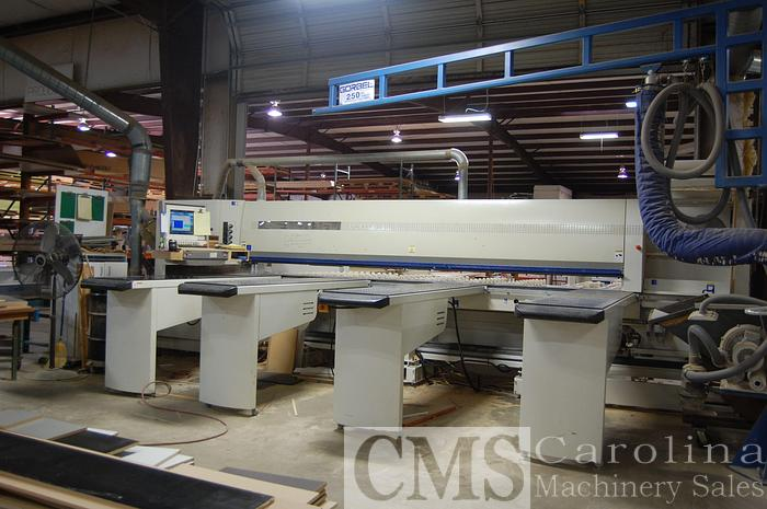 Used 2005 Gabbiani Beam Saw Galaxy ST/125T PW
