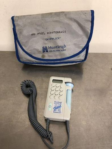 Monitor Foetal Heart Huntleigh Dopplex FD1 in Case