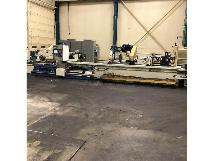 Used Naxos CNC Multi-Axis Cylindrical Grinder