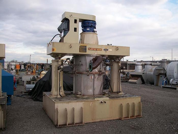 Used 130 GALLON ASADA IRON WORKS PLANETARY MIXER – MODEL PVM-700 (#9706)