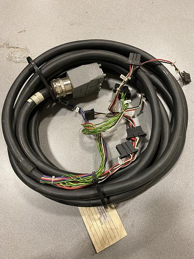 FANUC ROBOT CABLE A660-4004-T592#L7R503 RCC RM1 NFX RIA ACAB