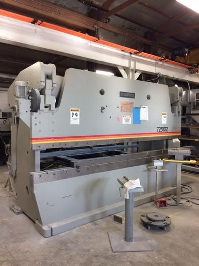 1998 ACCURPRESS  Hydraulic CNC Press Brake