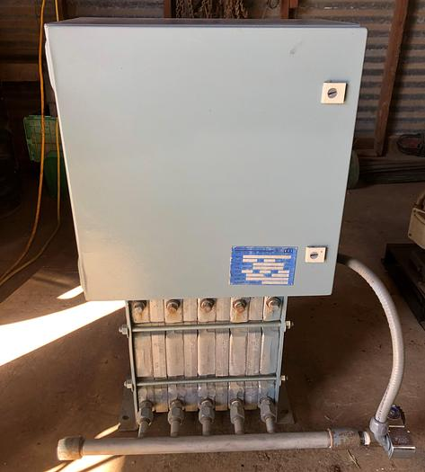 Used Rehabbed 60KW Pressure Building Vaporizer