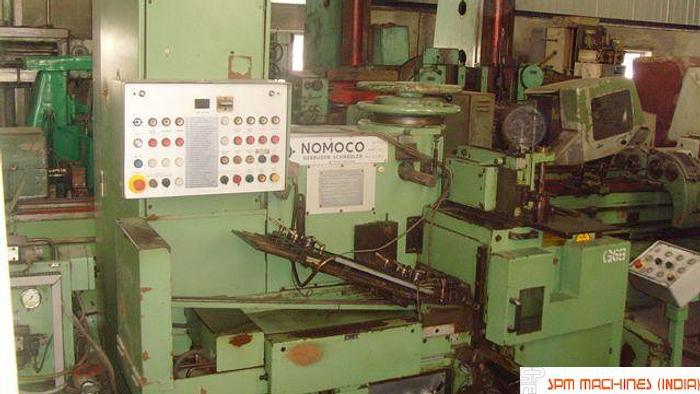 Used 1992 Nomoco VSR4 -180 Centerless Grinder
