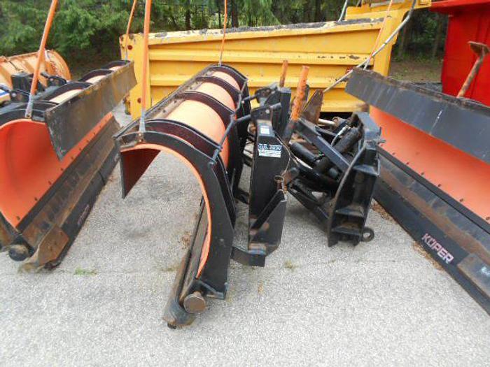 2005 Four Way Plow Four Way Plow- Stock #: 8154