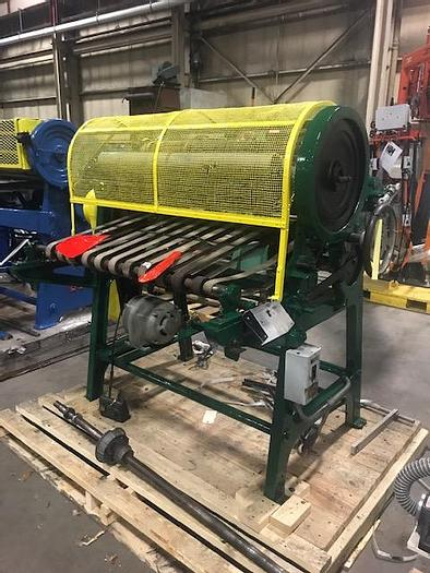 """Used 45"""" BECK SINGLE ROTARY KNIFE SHEETER"""