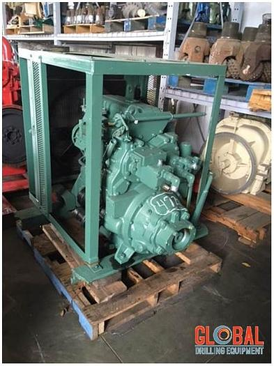 Used Item 0604 : Detroit 3-53 Diesel Engine