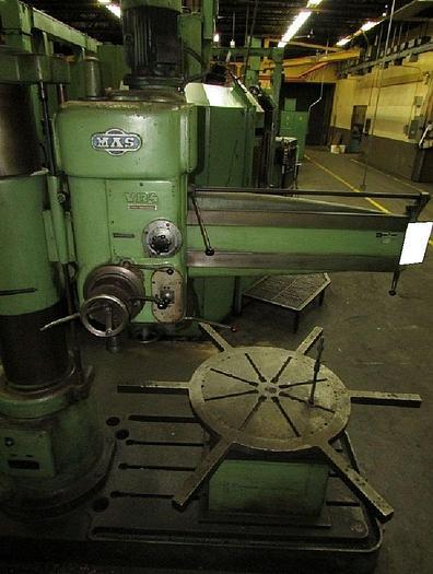 MAS VR4 Radial Drill Machine