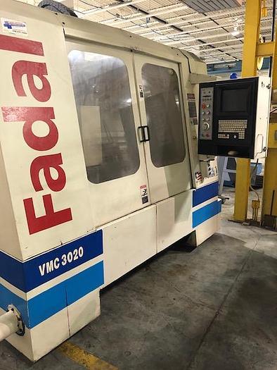 2000 FADAL VMC3020