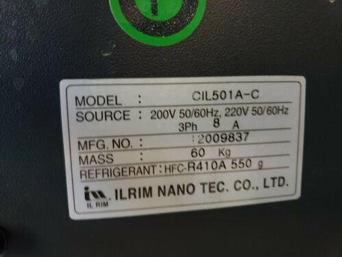 MODEL CIL501A-C SPINDLE / CUTTING OIL CHILLER FROM DOOSAN CNC 5 45 ℃