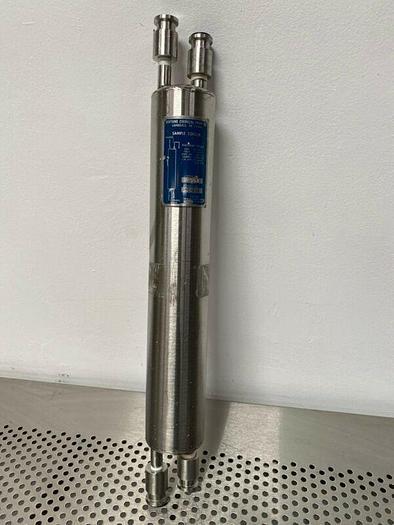 Used Neptune SC-316 Stainless Steel Boiler Sample Cooler