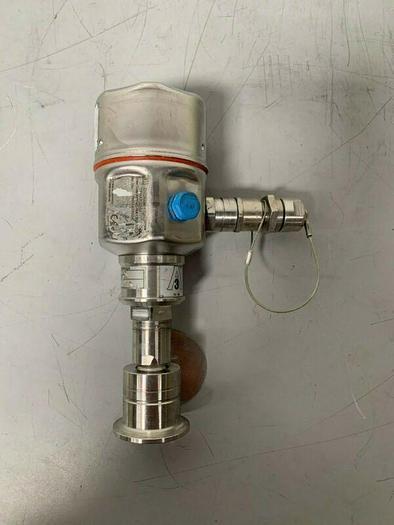 Used Endress Hauser Cerabar M PMP46-RA13PBJ1DGD Pressure Transmitter