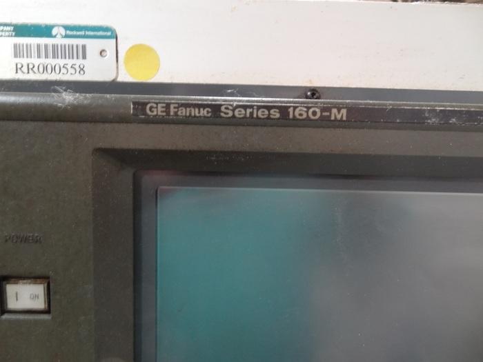 OERLIKON B22 CNC BLADE GRINDER WITH FANUC 160-M CONTROLS