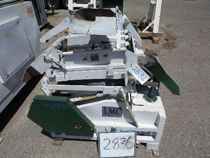 LMC Destoner Model 16