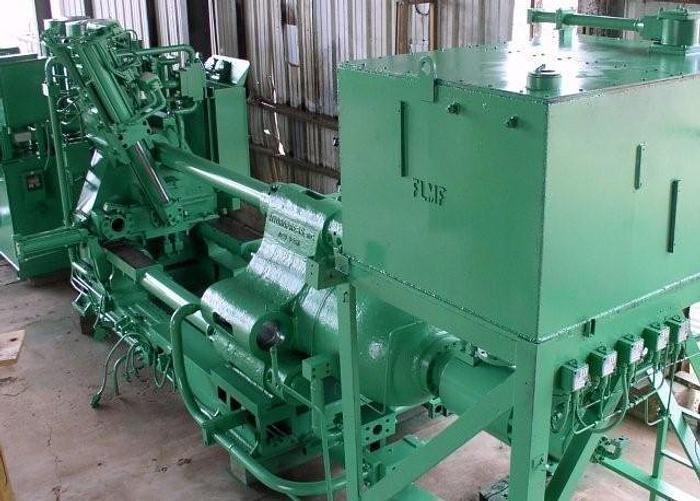 "700 Ton Loewy Extrusion Press; 4 1/2"" x 16"" Billet"