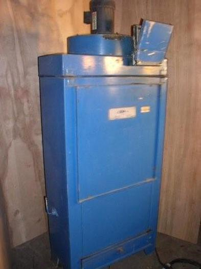 Used 1,000 CFM Industrial Cleaning Machines Model SS200E Dust Collector; S/N SS200E-11-86-43