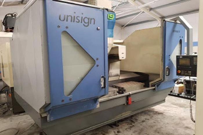 Used 1998 UNISIGN UNIVERS 4