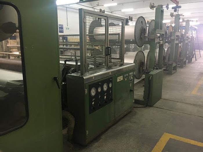 Sizing machine KARL MAYER  2200 mm  1999