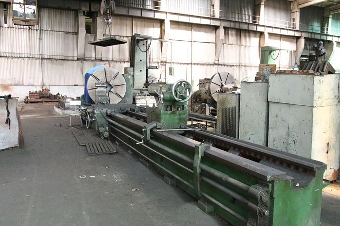 Engine lathe 1982 SARO SP1250X6000