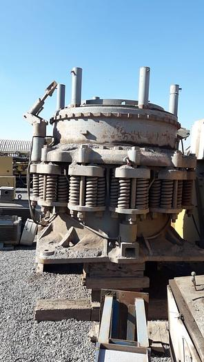 2012 SYMONS 4 1/4 STD CONE CRUSHER ESTANDAR