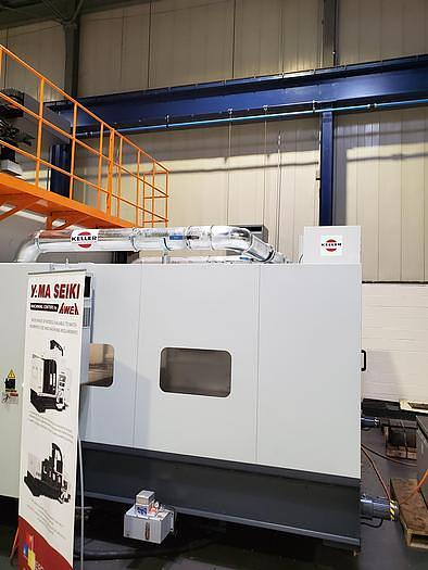 2016 AWEA LP 4025Z CNC VERTICAL BRIDGE MILL, LIKE NEW CONDITION!