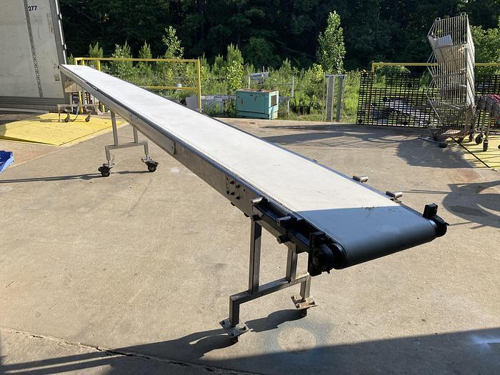 Used 23-Foot Straight Conveyor