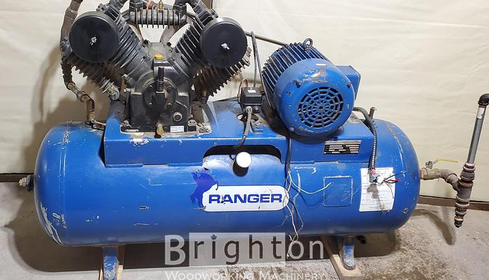 Used Ranger 254H80-10 Compressor