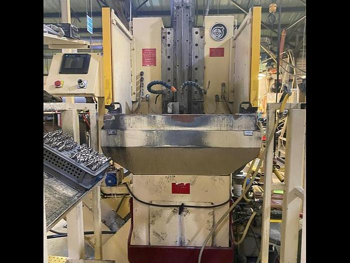 Used 2007 Ohio Broach & Machine Co. VSHD-536-C Heavy Duty Vertical Surface Broaching Machine