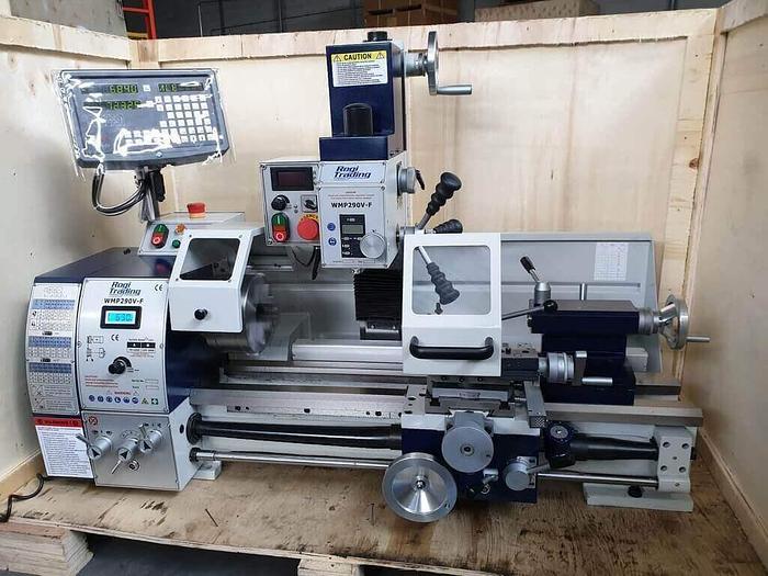 WMP290V-F - ROGI Lathe/Mill