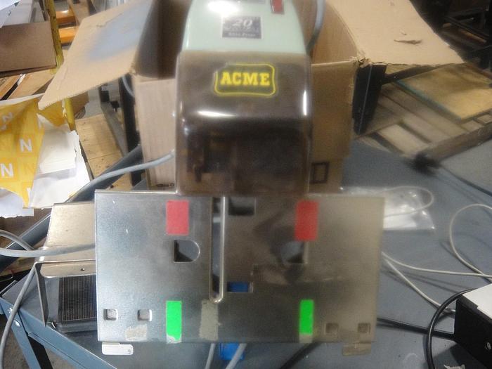 Used ACME 101 A Stapler