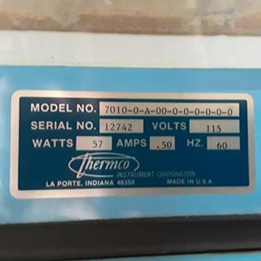 Used Thermco 7010 Gas Mixer