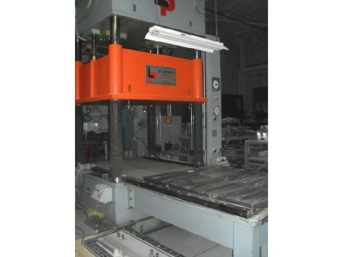 St Lawrence 100 Ton Hydraulic Spotting Press