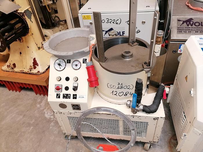 Gebraucht gebr. Temperiermaschine SOLLICH Type 100-FD, Baujahr 1989.