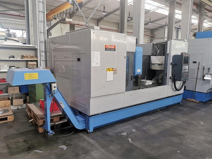 Gebraucht CNC Bearbeitungszentrum Vertikal Mazak VTC-20 C