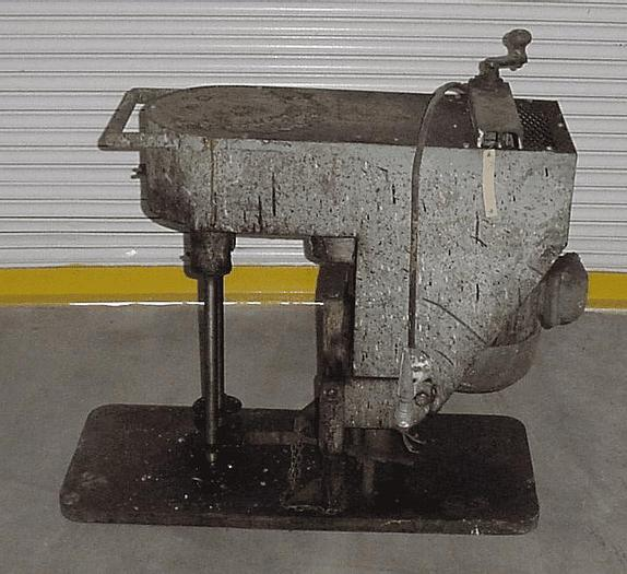 Used 2 HP MYERS DUAL SHAFT HIGH SPEED DISPERSER – V/S