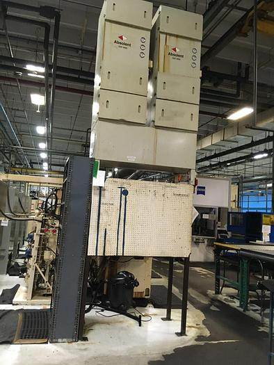 Used Absolent ODF 4000 Mist Collector