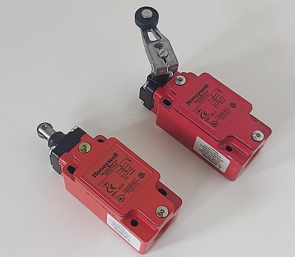 2 Stück Endschalter, GKBC14L9, Honeywell,  neu und gebraucht