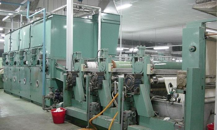 Used WASHING MACHINE WOOL TOP BACKWASH MACHINE