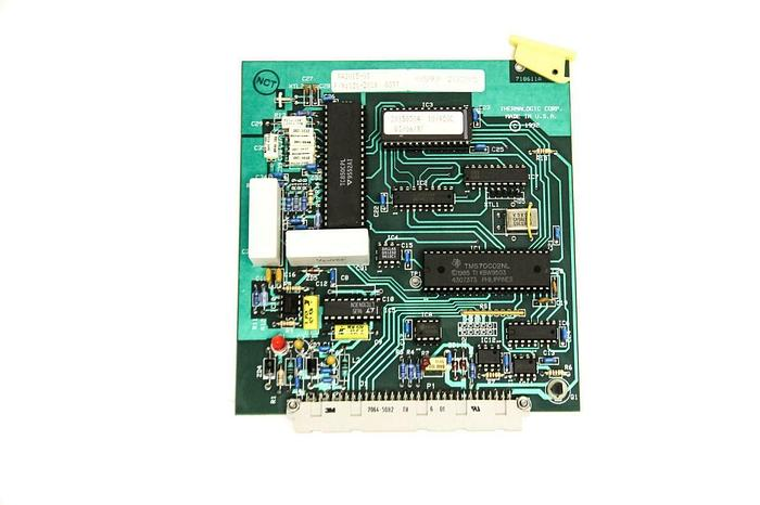 Used Thermalogic 121-201X 0397 Temperature Controller PCB Board RA2015-03 (5248)