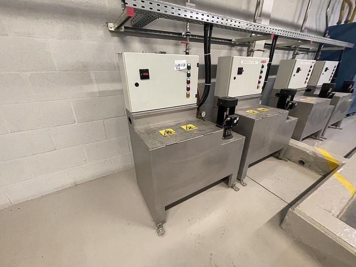Used BALDWIN NewsWash 75 Washing Unit