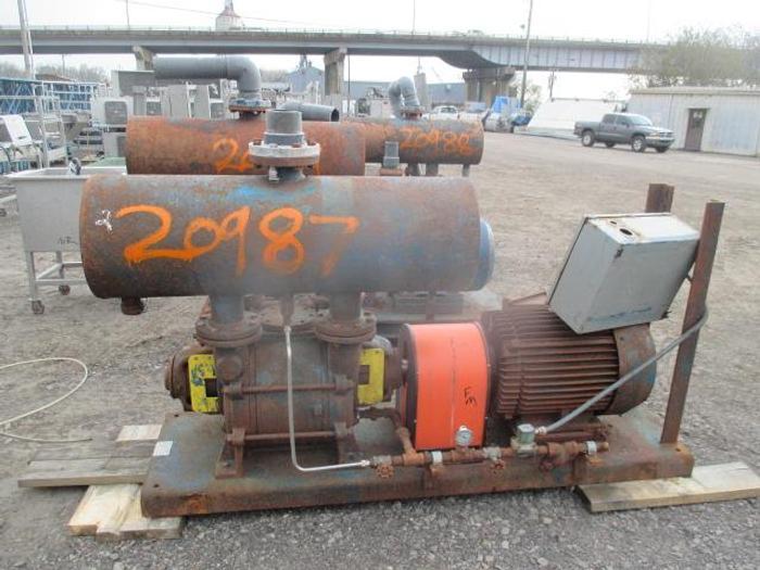 Used Sterling Sihi Vacuum Pump; 40HP; Md#LPHR 70123
