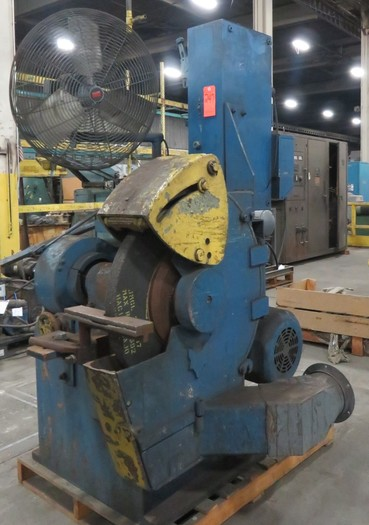 "FOX 30"" SINGLE END GRINDER (on hold)"
