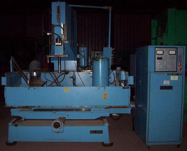 Used ELOX Model 12-6636 Ram/Sinker Electrical Discharge Machine