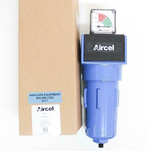 "Aircel ACFH65C Filter Assembly 65 SCFM 1/2"" NPT & ACF65C Filter NEW (6177)"